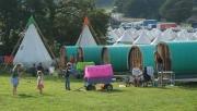 Greg's Gypsy Bowtops at Camp Bestival