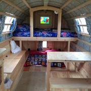 'Woody' Interior