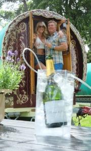 Greg's Gypsy Bowtops at Cornbury Festival