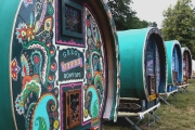 Greg's Gypsy Bowtops at Wilderness Festival