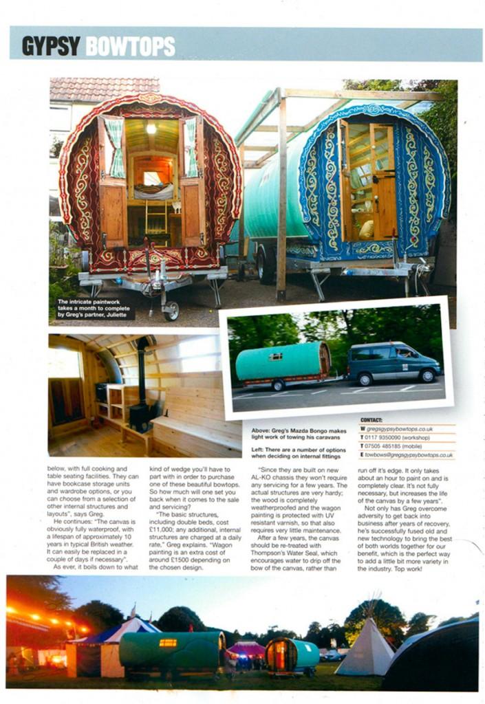 Caravan magazine June 2012