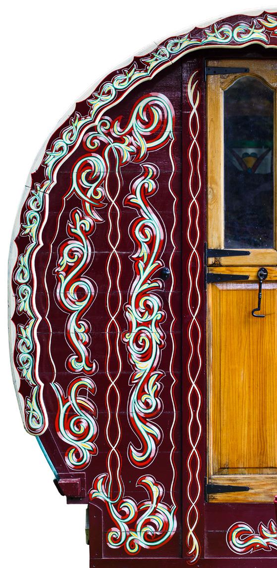 Hiring a Gypsy bowtop
